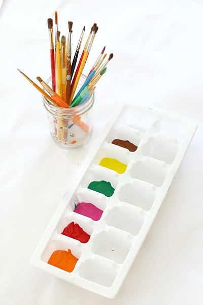 materials for blotto painting