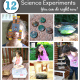 12 Science Activities You Can Do Right Now! ~ BuggyandBuddy.com