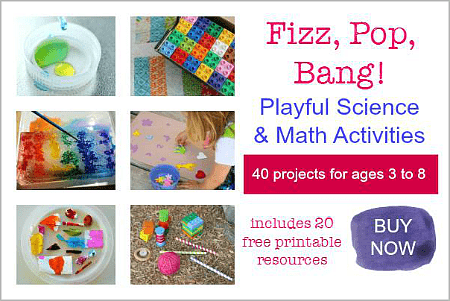 Fizz, Pop, Bang! 40 Playful Science and Math Activities for Kids