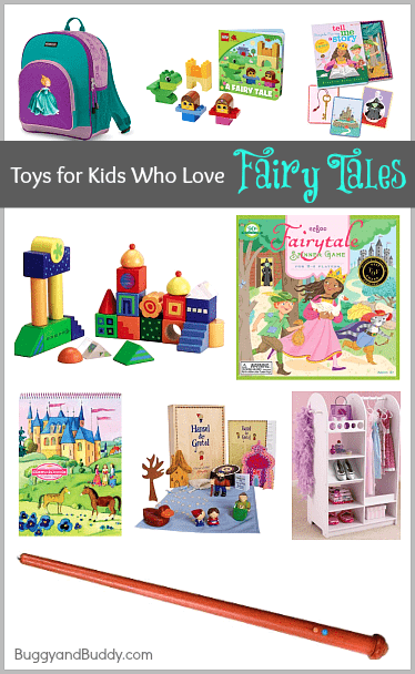Gift Ideas for Kids Who Love Fairy Tales