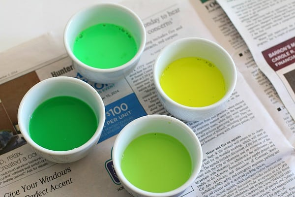 acrylic paints for marbling paper