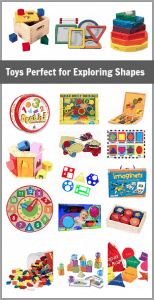 Gift Guide: Toys Perfect for Exploring Shapes