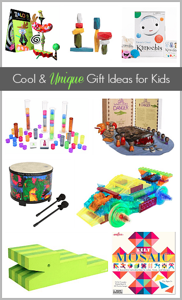 Unique Toys For Toddlers : Gift ideas for kids cool and unique toys