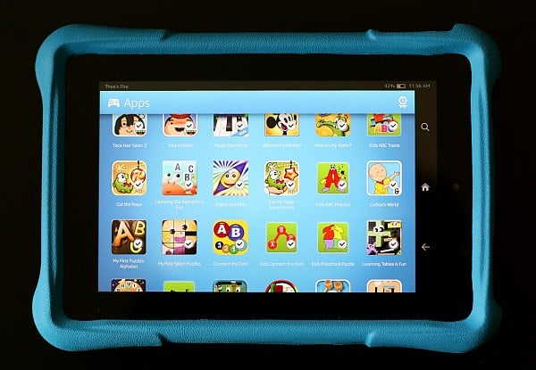 amazon fire hd kids edition tablet review   buggy and buddy
