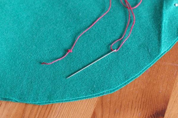 thread your needle