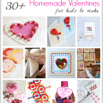 30+ Creative Homemade Valentines for Kids