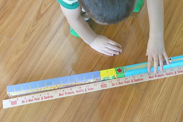 exploring measurement