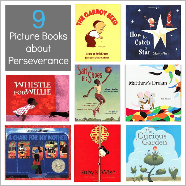 Children S Book List Picture Books About Perseverance