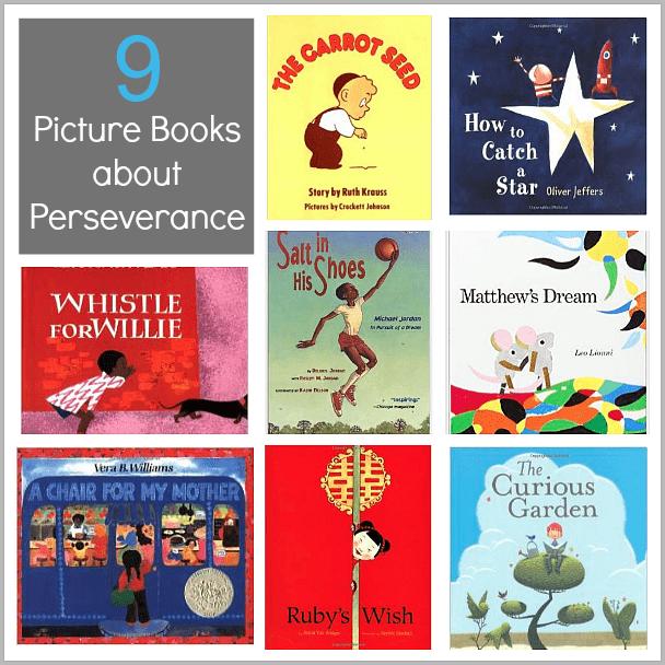 Childrenu0026#39;s Book List: Picture Books about Perseverance ...