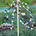 Beaded Garden Ornaments and The Artful Year Book Review