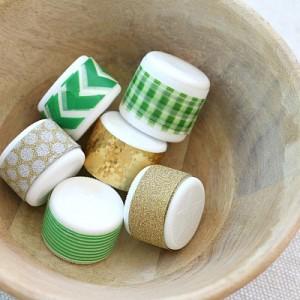 St. Patrick's Day Crafts: Mini Sound Shakers