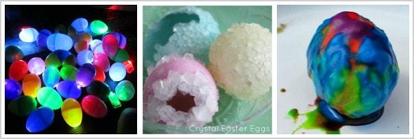 egg themed science activities