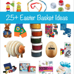 25+ Easter Basket Ideas (Art supplies, toys, and activities)~ BuggyandBuddy.com