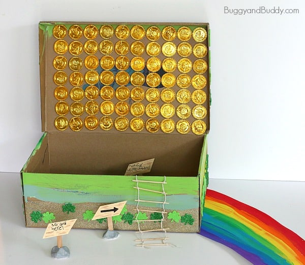 Leprechaun Trap Ideas Buggy And Buddy