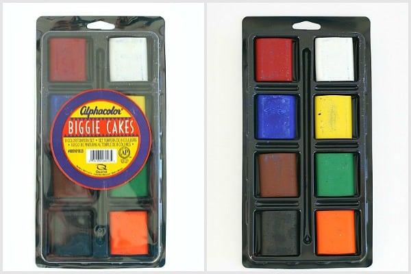 Alphacolor Biggie Tempera Cakes