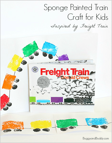 Car art projects for toddlers
