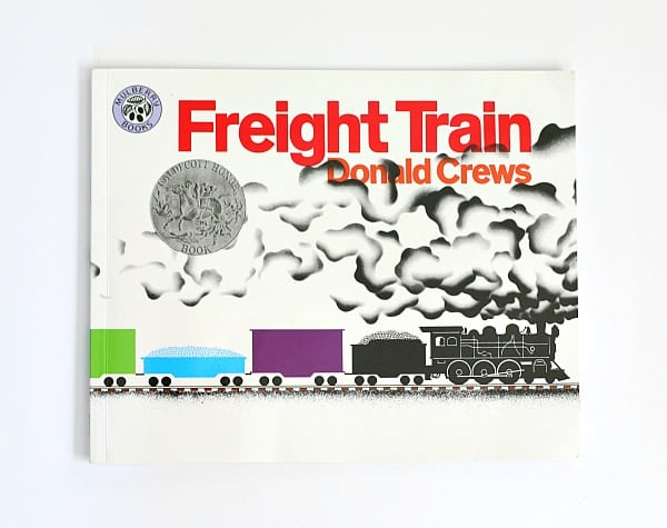 Freight Train by Donald Crews
