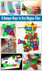 8 Unique Magna-Tiles Ideas