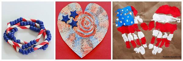 patriotic crafts for kids