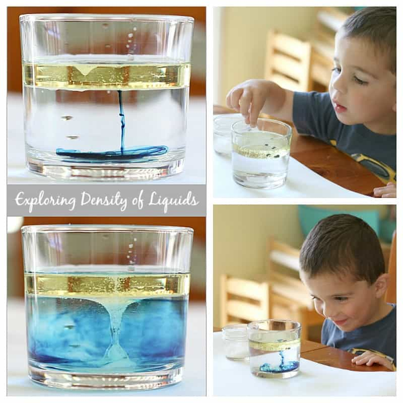 Cool Science for Kids: Exploring the Density of Liquids