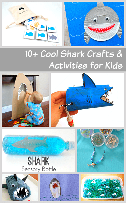 shark craft ideas 10 of the coolest shark crafts and activities for 2915
