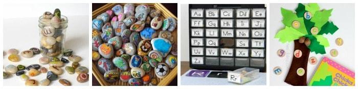 Alphabet Toys to Make