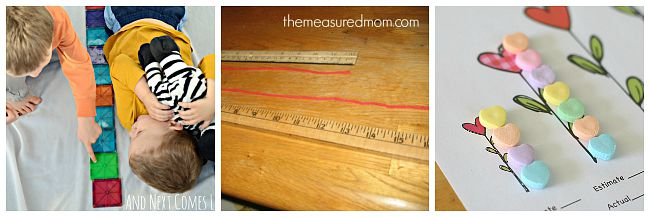 hands-on measuring activities for kids
