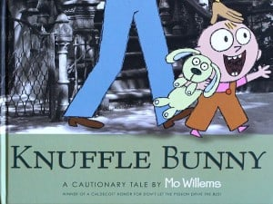 Knuffle Bunny: A Cautionary Tale by Mo Willems