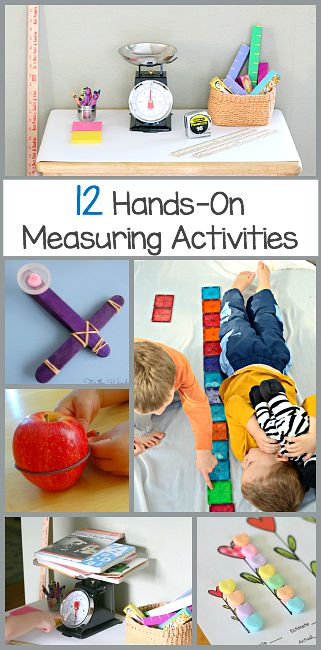 Hands On Measurement Activities Buggy And Buddy