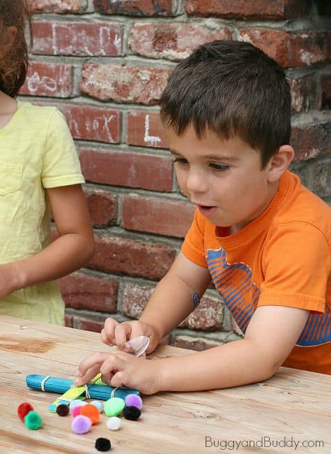 STEM for Kids: How to Make Catapults with Popsicle Sticks