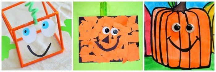 spookily the square pumpkin activities