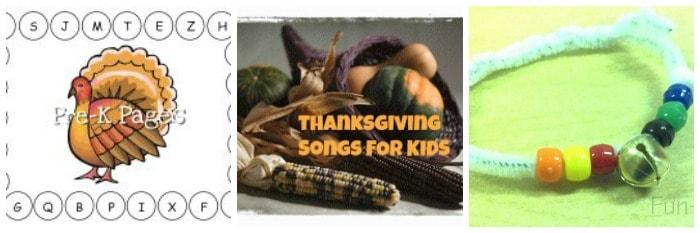 thanksgiving language arts activities for kids