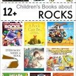 12+ Children's Books about Rocks