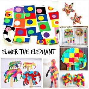 15 Elmer the Elephant Activities for Kids