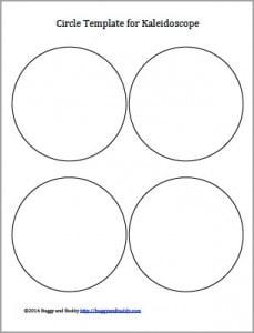free circle template
