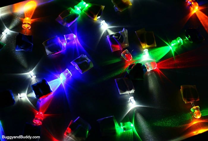 Science For Kids Explore Magnetism And Circuits With Led Throwies