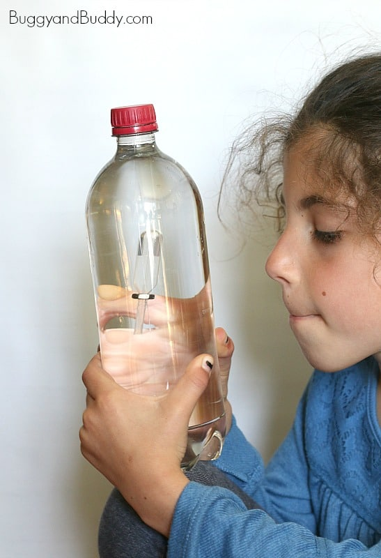 Cool Science for Kids: How to Make a Cartesian Diver