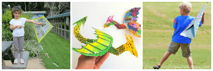 crafts for kids that really fly