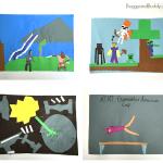 Cut Paper Art for Kids