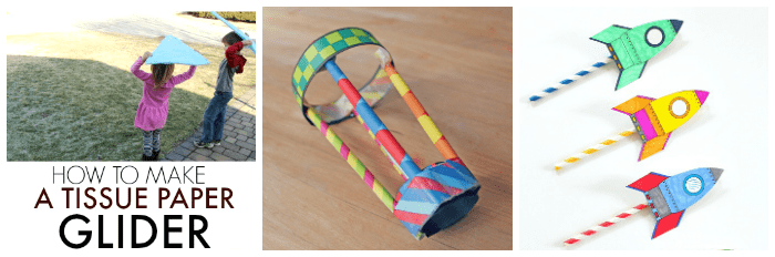 crafts for kids that can fly