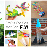 crafts that can really fly