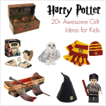 Over 20 Gift Ideas for the Harry Potter Fan