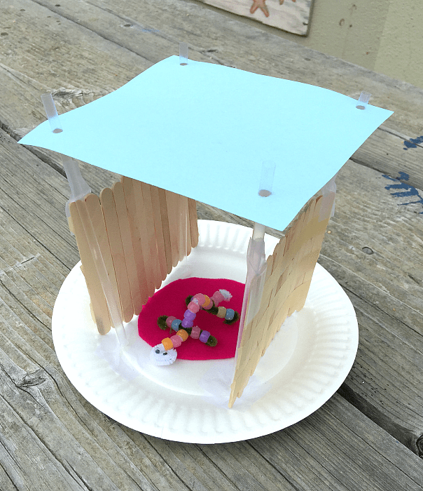 STEM Challenge for Kids: Build a Shelter from the Sun and Test it with UV-Sensitive  Beads - Buggy and Buddy