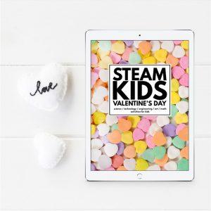 STEAM Kids Valentine's Day