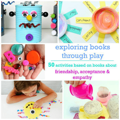 Exploring Books Through Play Book