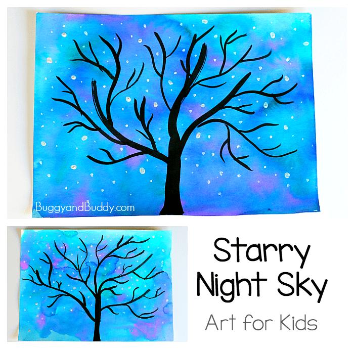 starry sky square wm