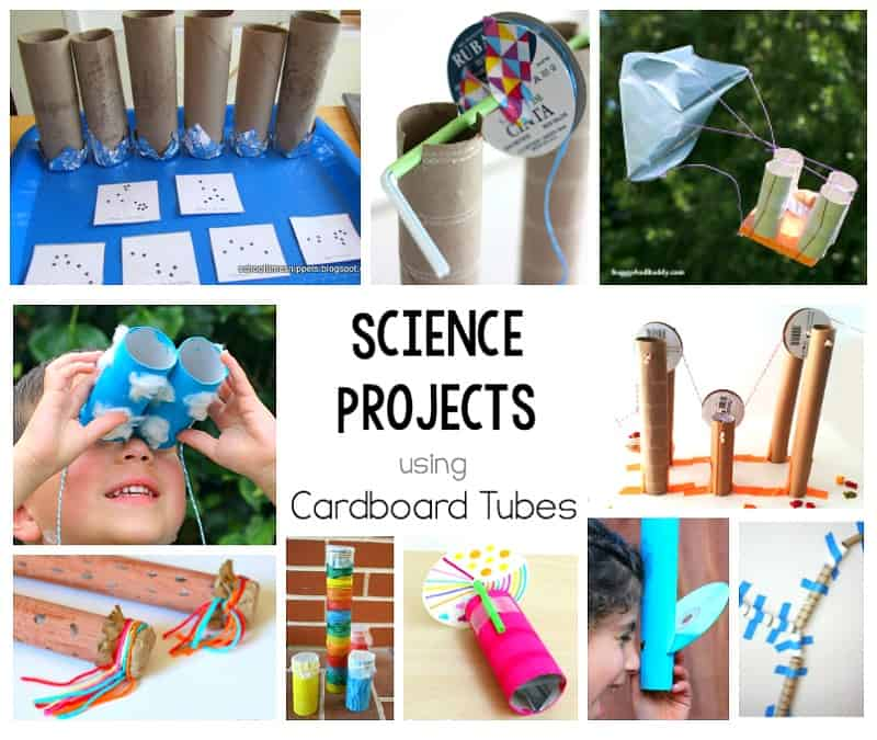 Science Projects With Cardboard Tubes Buggy And Buddy