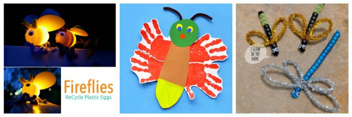 Firefly Crafts for Kids