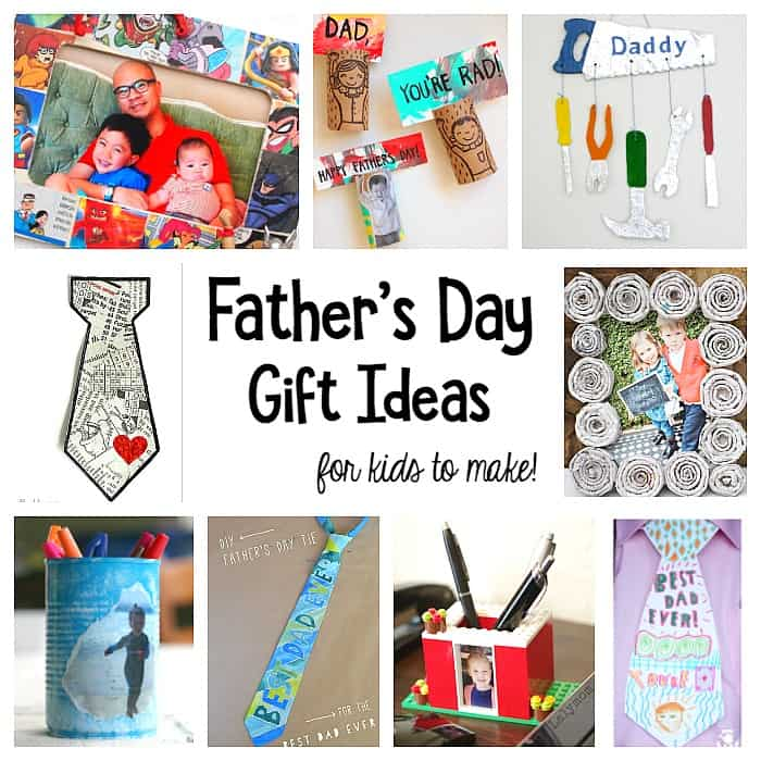 Father S Day Homemade Gifts For Kids To Make Buggy And Buddy