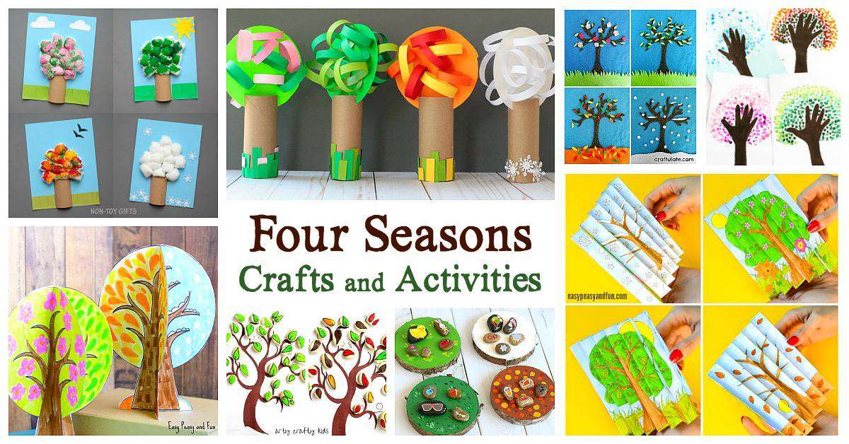 Kids Craft Activities  Year Old